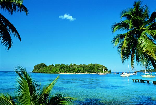 Saint Vincent and Grenadines Islands 3