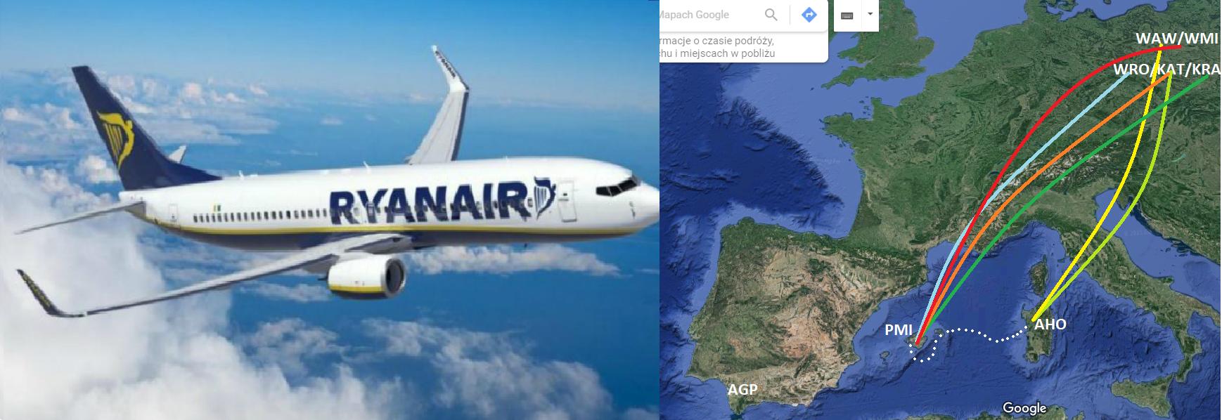 Ryanair_Majorka+Sardynia
